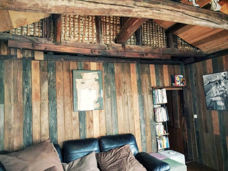yado guesthouse interior - onomichi