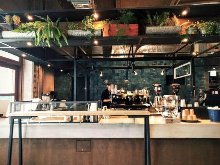 yard cafe onomichi
