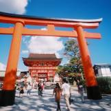 fushimi inari shrine kyoto