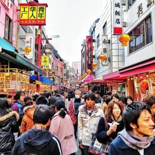 Exploring Kobe: Nankinmachi Chinatown