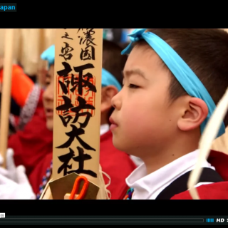 Stunning Video Captures Japan's Deadliest Festival