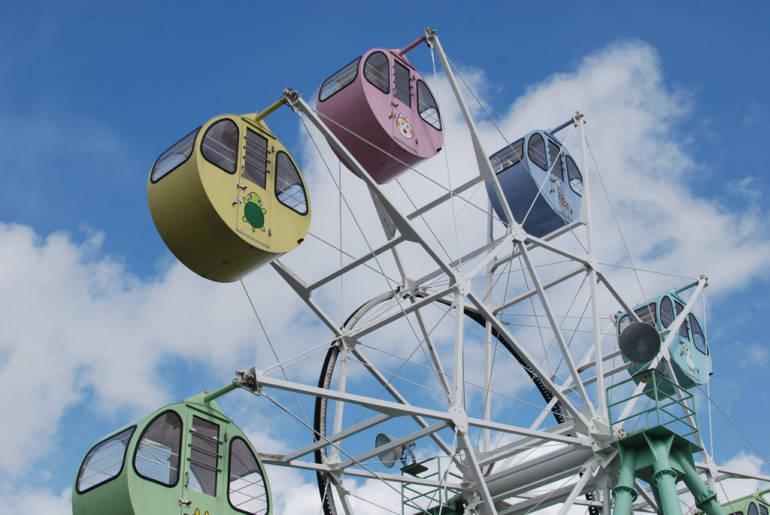 Amanohashidate Theme Park