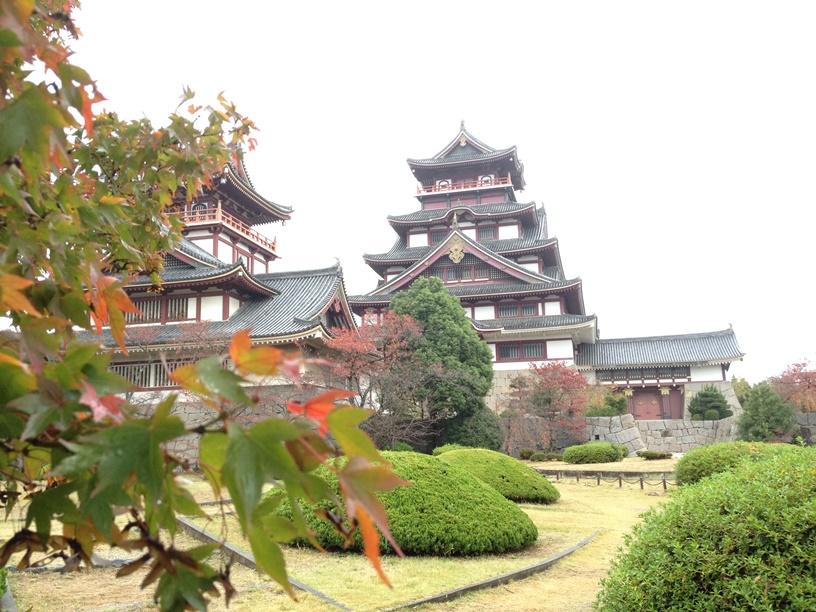 momoyama fushimi castle