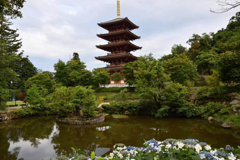Nariai Temple