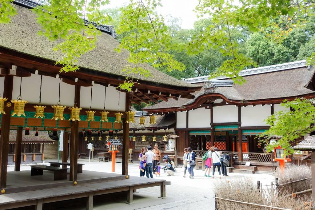 Shimogama shrine