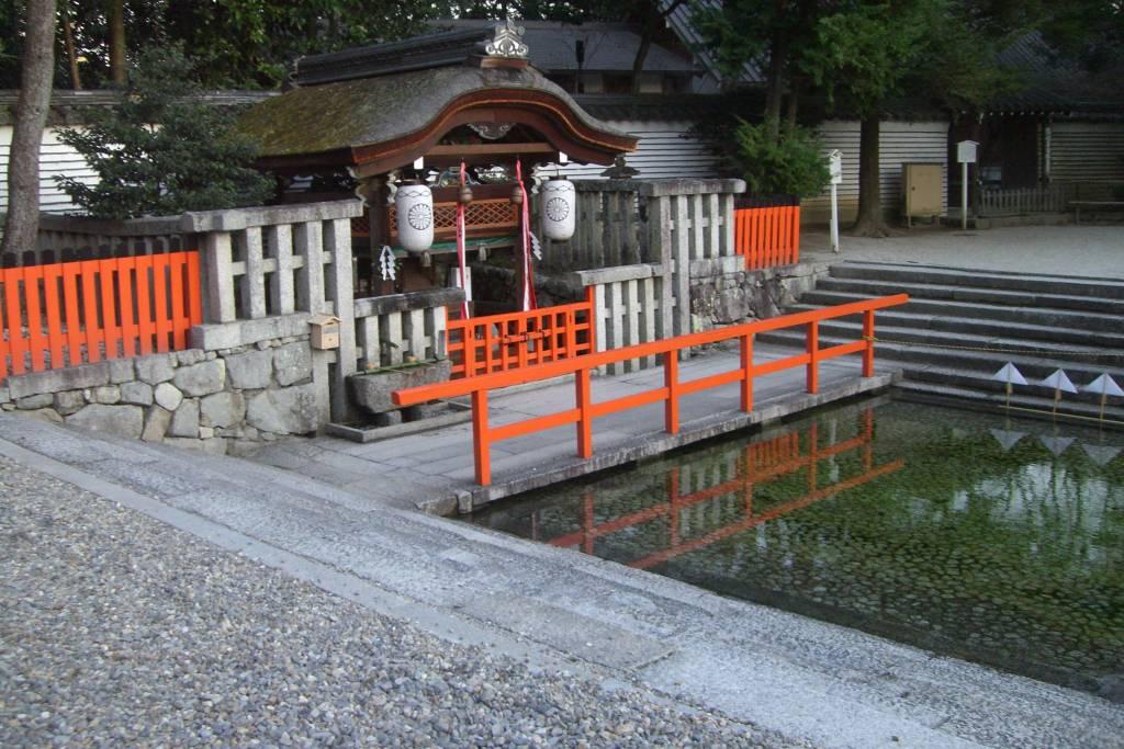 shimogamo shrine - Yatori-no Shinji Festival