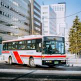 Hokkaido Chuo Bus in Sapporo
