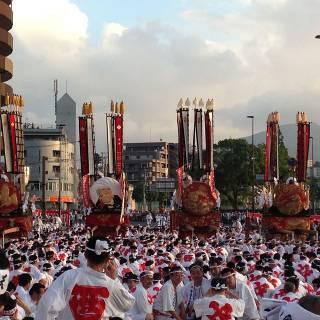 Tobata Gion Yamagasa Festival