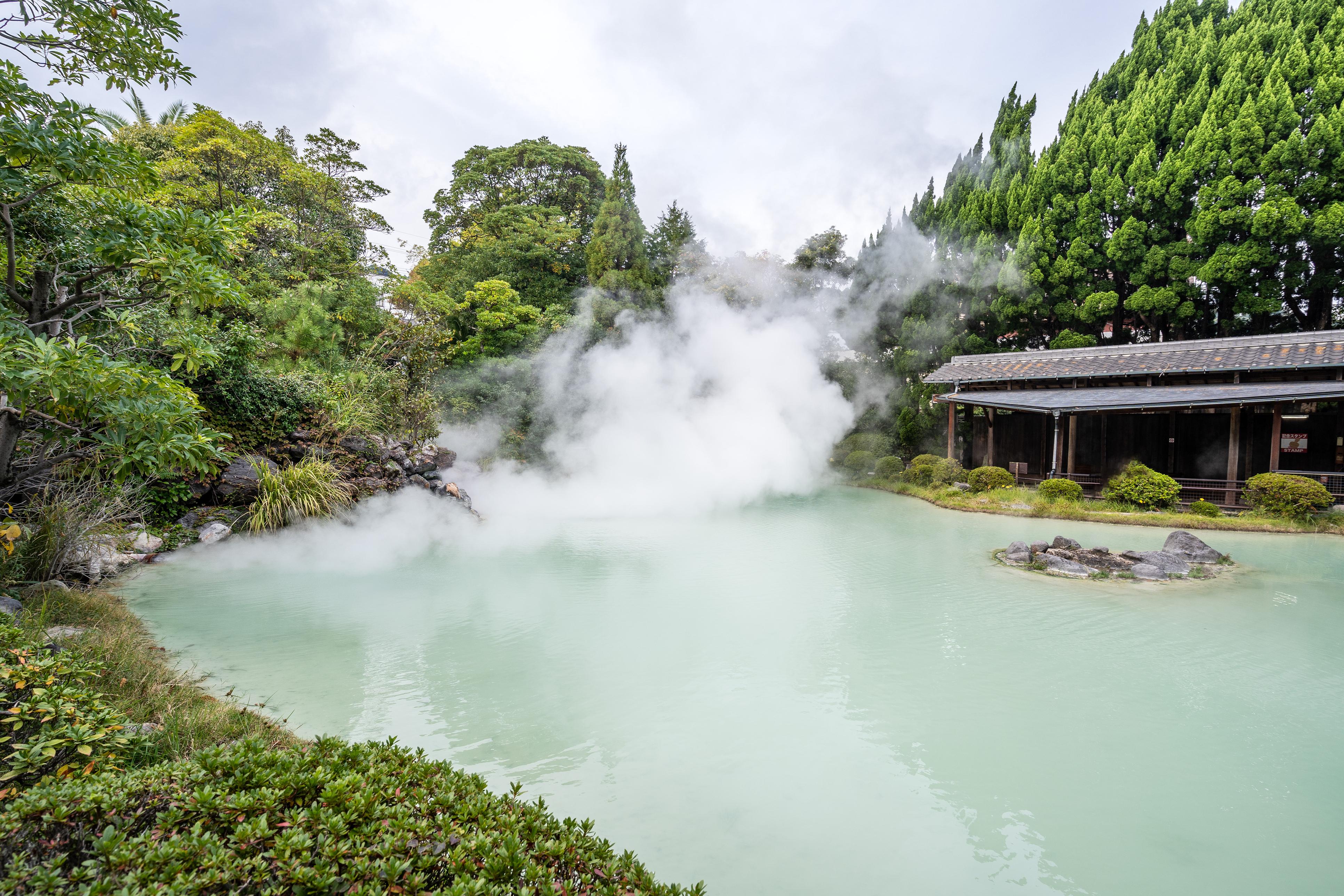 Shiraike Jigoku (White Pond Hell)