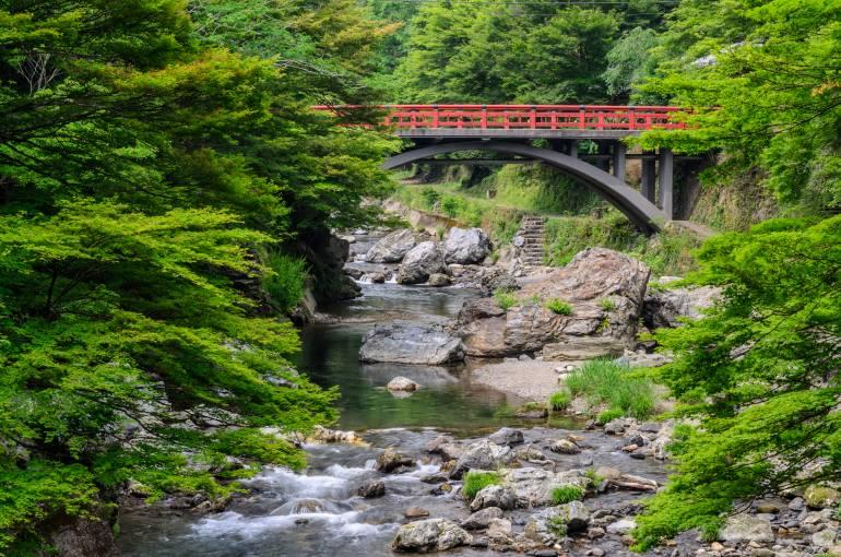 Kiyotaki River kansai trip