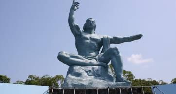 Seibo Kitamura's Peace Statue