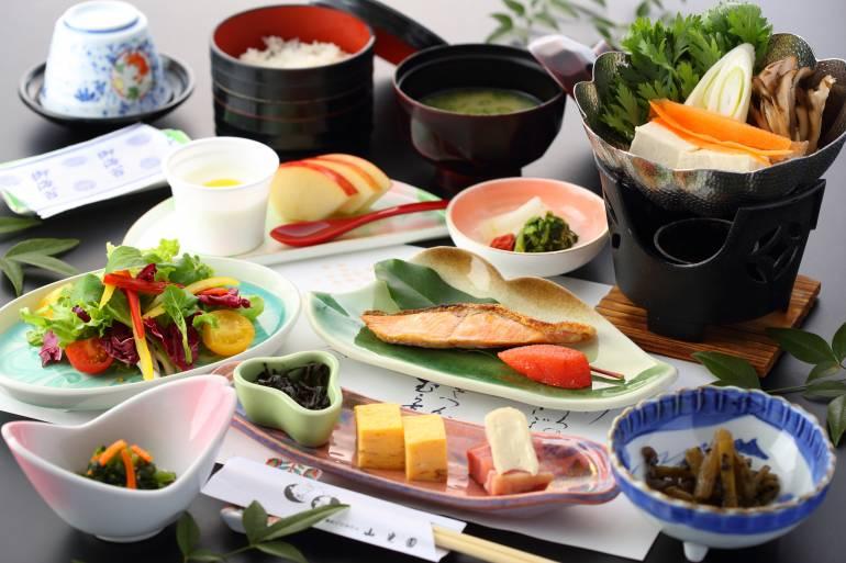 sankoen-dinner