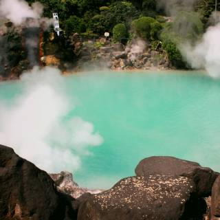 Journeying the Eight Hells of Beppu