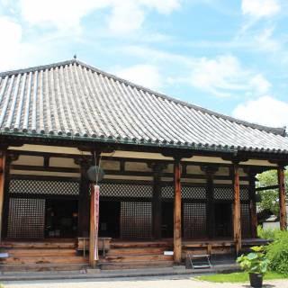 Stumbling into Nara's Past: Gangoji Temple and Edo-Period Charm