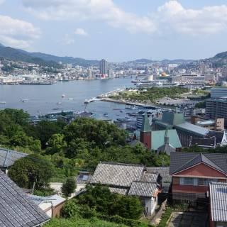 Glover Garden and Nagasaki's Foreign Settlement