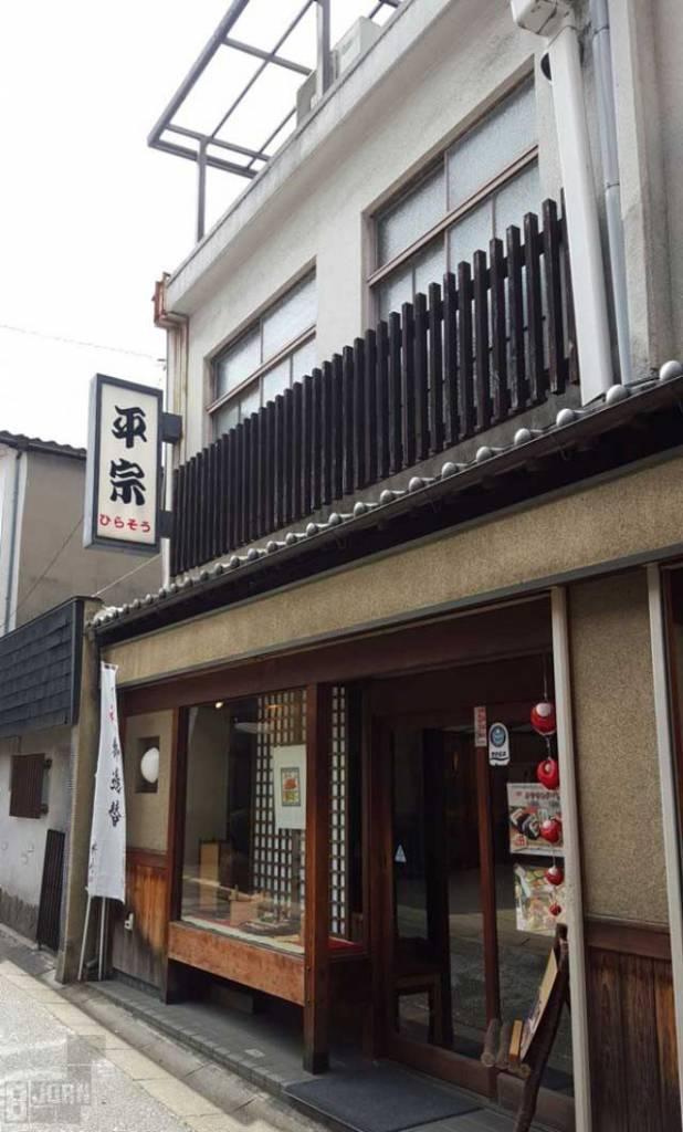 Nara cuisine