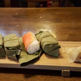Sake and Sushi? Let's Go to Nara
