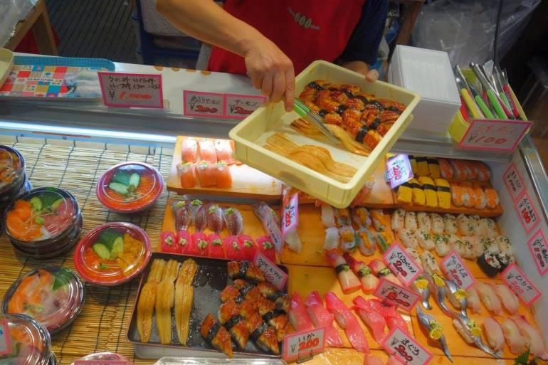 Shimonoseki fugu puffer fish