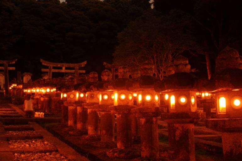 Tokoji Lantern Festival