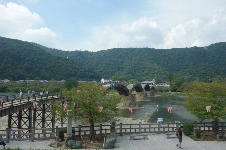 things to do in iwakuni