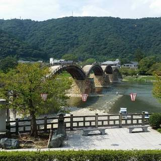 Things to Do in Iwakuni: City of Castles, Snakes and Sushi