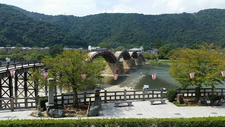 Iwakuni Kintaikyo