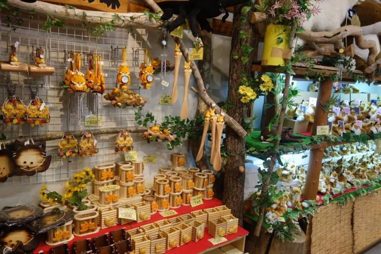 fox village shop