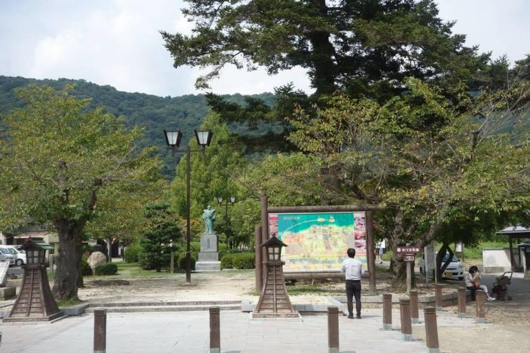 kikko park Iwakuni