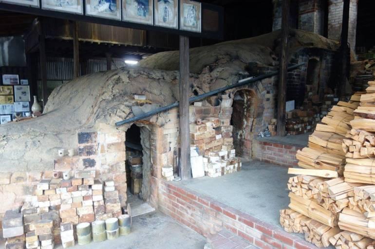 Jozan Pottery Kiln