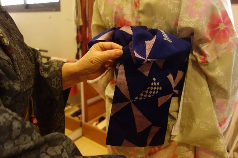 kimono hagi