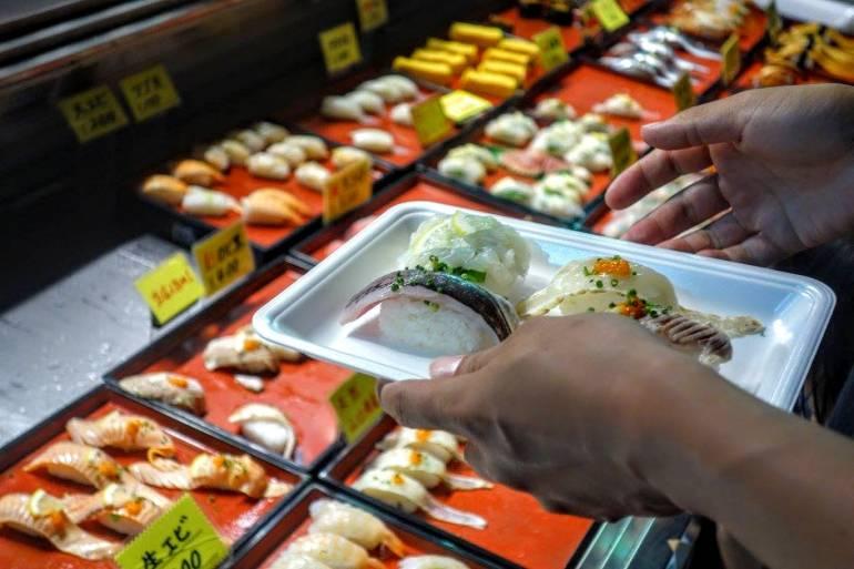 Karato Fish Market Shimonoseki, Chugoku Region