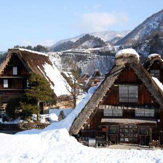 Shirakawago Historical Village