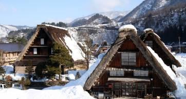 Gifu Shirakawago