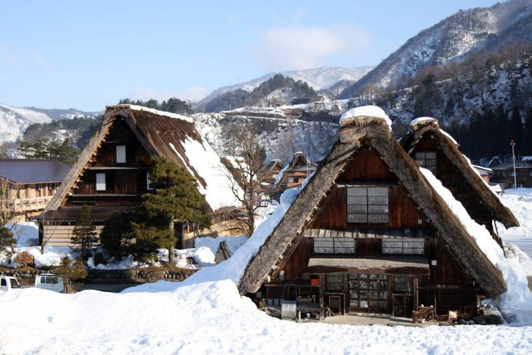 Gifu Shirakawago japan bus tours
