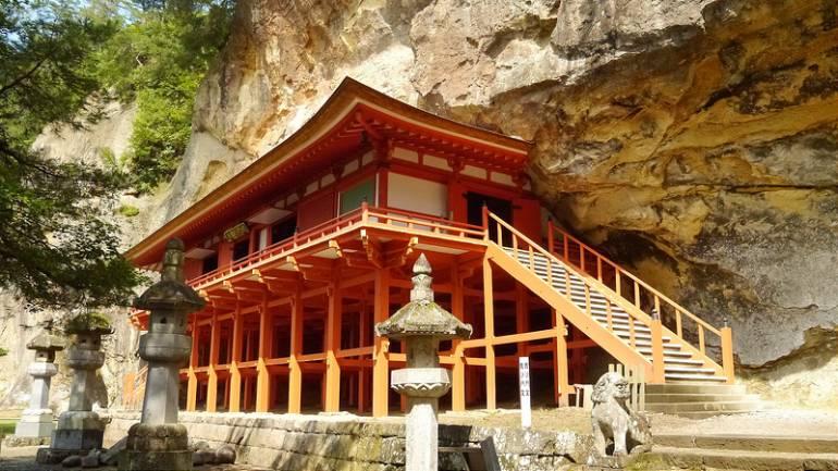 Iwate Hiraizumi Temples