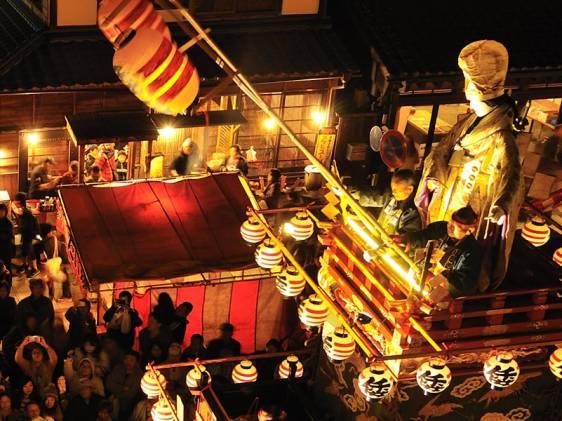 Tochigi Autumn Festival 9th Nov 11th Nov 2018 Japan Cheapo