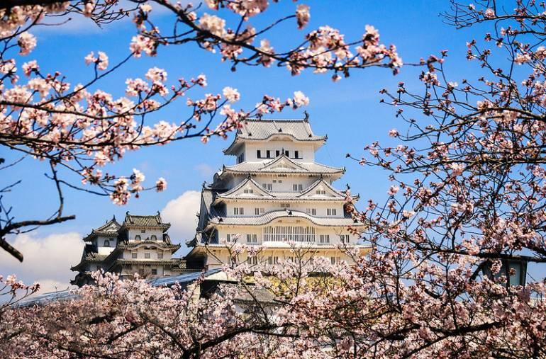 Himeiji Castle, Hyogo