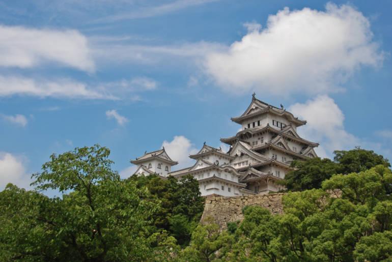 Himeji Castle JR West Pass