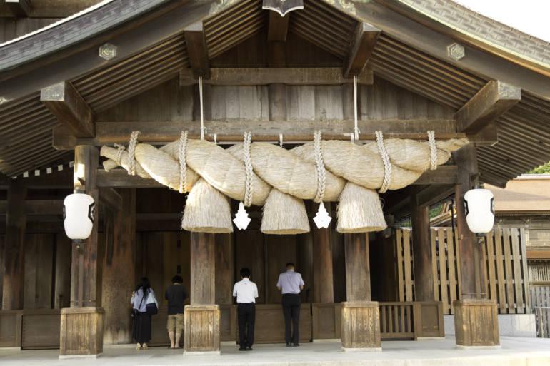 Izumo Taisha Shrine, Shimane, Chugoku Region