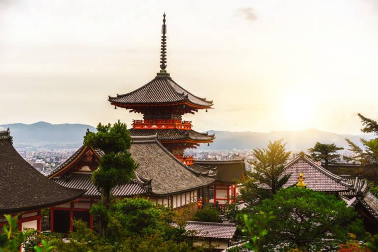 kiyomizu dera temple kyoto