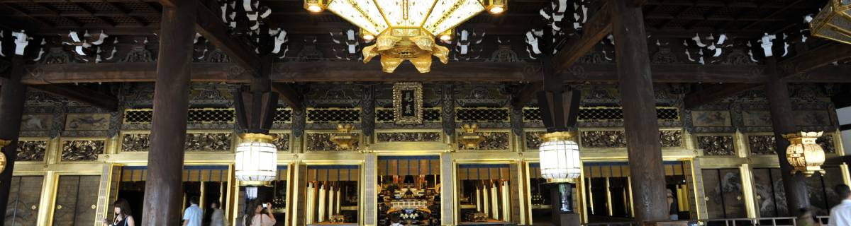 Visiting the Heart of Japanese Buddhism, For Free