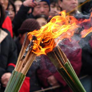 Dojima Yakushido Setsubun Omizukumi Festival
