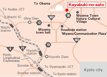 Map Miyoshi