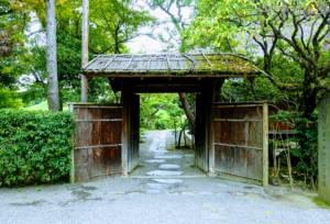 Kokindenju no ma, Suizenji Garden, Kumamoto
