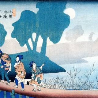 The Three Hiroshige