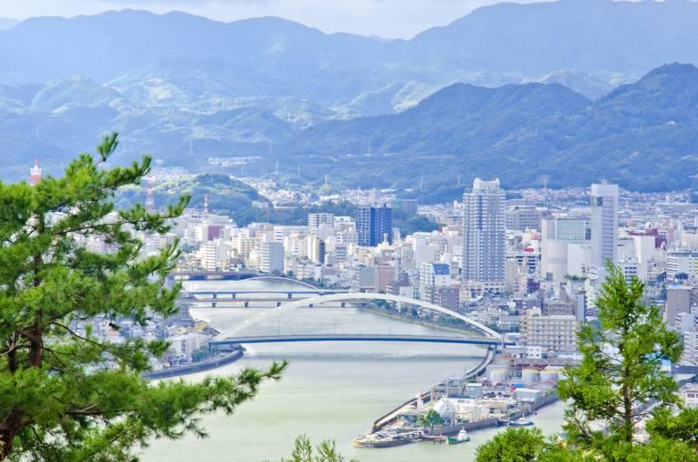Kochi City, Kochi, Shikoku