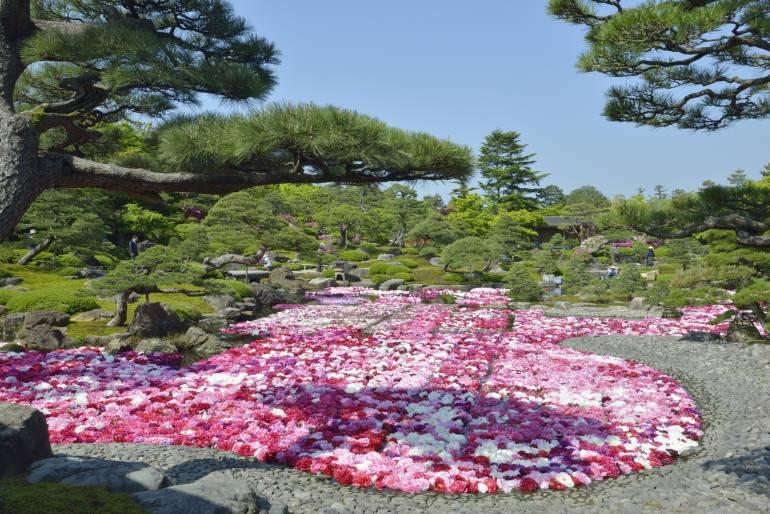 Yuushien Garden, Shimane Prefecuture