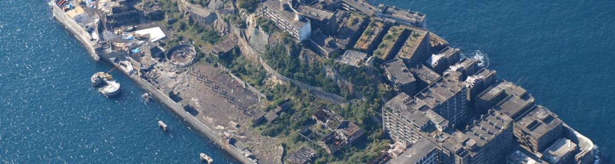 Visit Gunkanjima - World Heritage Site