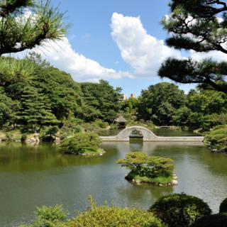 The Overachieving Shukkei-en Garden and Hiroshima Prefectural Art Museum