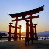 Great Torii, Itsukishima, Miyajima